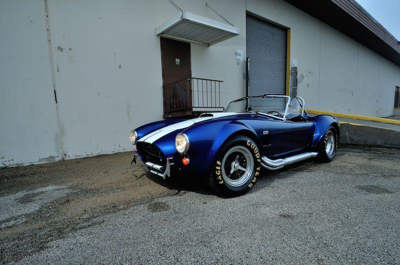 Shelby Cobra S C Left