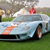 1968 Ford GT40 Mk II Chassis # 1074 at the 2009 Amelia Island Concours