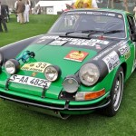 Rally Cars at the 2009 Amelia Concours – Photo Gallery
