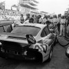 The Porsche 935 of Rolf Stommelen and Manfred Schurti finished 4th overall at the 24 Hours of Le Mans in 1976