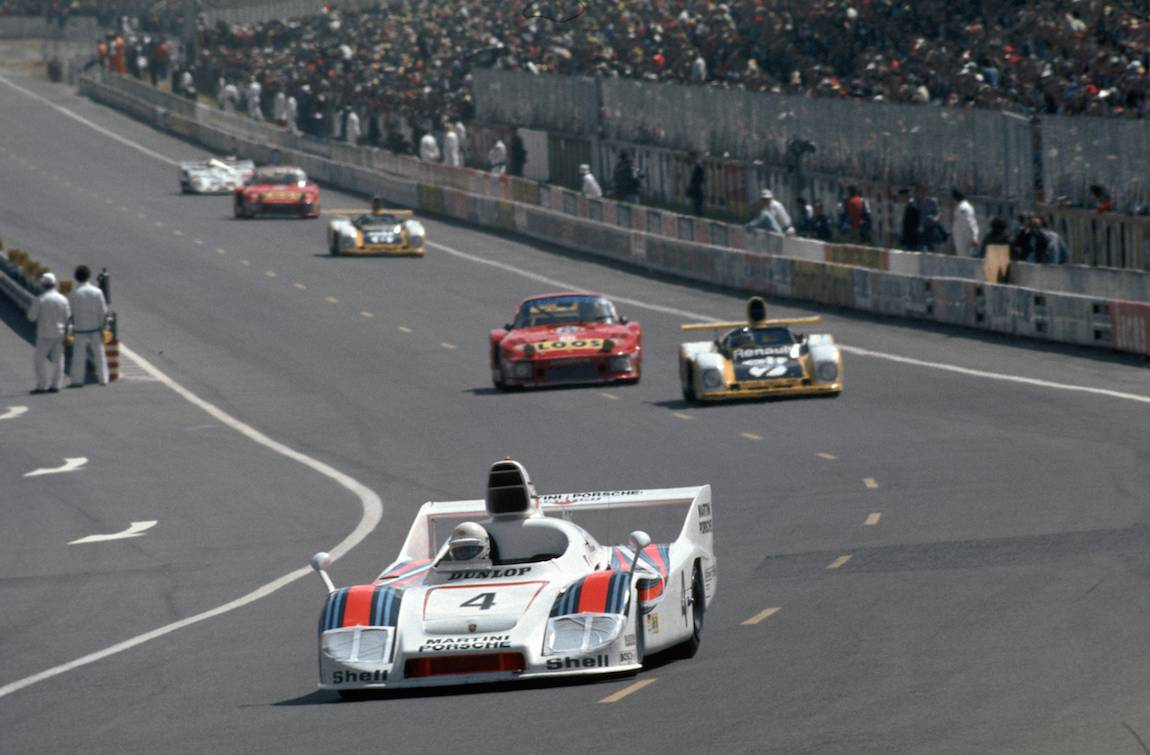 porsche at le mans 1974 to 1981 history photos profile. Black Bedroom Furniture Sets. Home Design Ideas