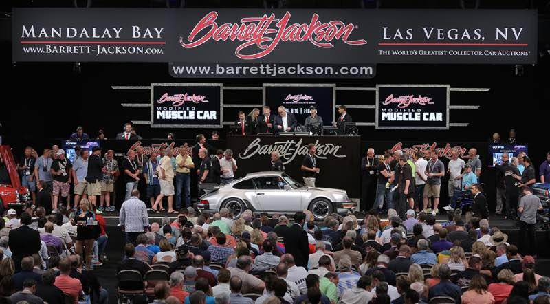 1979 Porsche 911 Turbo sold for $176,000