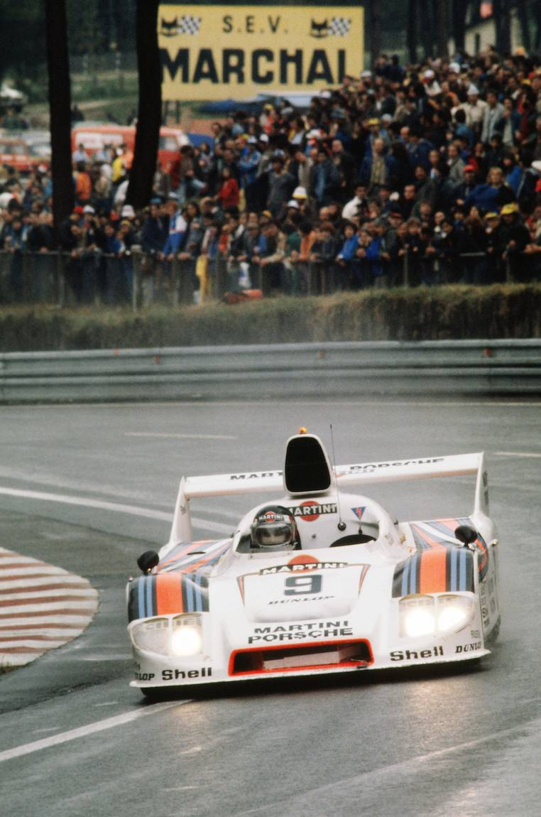 Porsche At Le Mans 1974 To 1981 History Photos Profile
