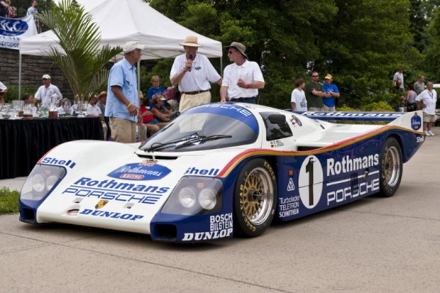 2009 Ault Park Concours D Elegance Winners And Photo Gallery