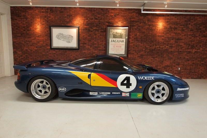 1991 Jaguar XJR-15 - Sports Car Digest - The Sports ...