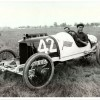 Eddie Rickenbacker #42 Duesenberg, 1914 Indy 500