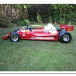 Ferrari 312 T2 – Model Car Profile