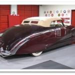 Griot's Garage Cover Car – Daimler DE36 Drop Head Coupe