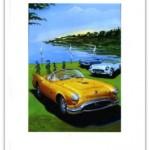 Automotive Fine Arts Society Returns to Pebble Beach