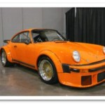 Porsche Parade – Heritage and History Display