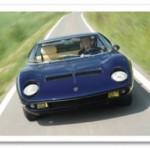 Rare Lamborghinis Featured at Pebble Beach Concours