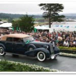 Pebble Beach Concours d'Elegance Class Winners