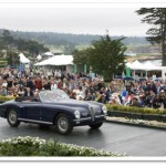 Pebble Beach Concours Most Elegant Award Winners