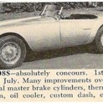 Siata 208S Spyder – Classic Cars for Sale
