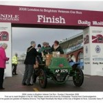 London to Brighton Veteran Car Run Results