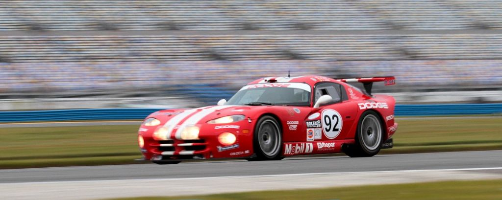 Dodge Viper GTS-R at 2013 Daytona Historic Races