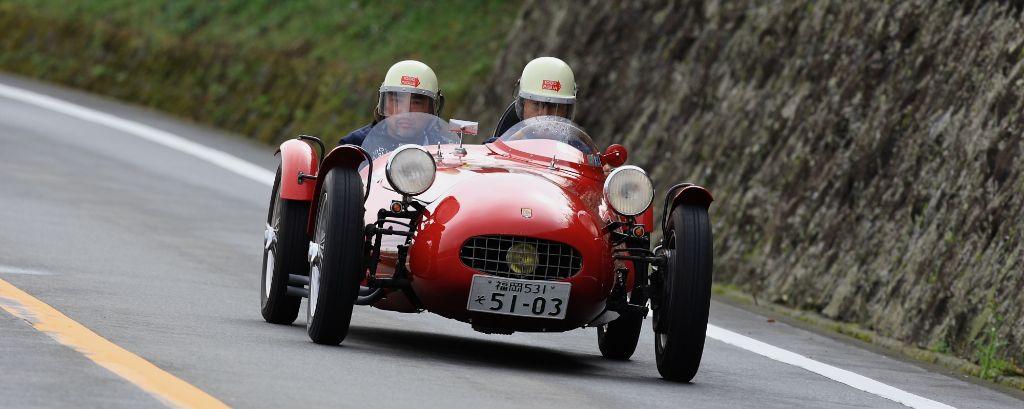 1951 Bandini 750 Sport, La Festa Mille Miglia 2013