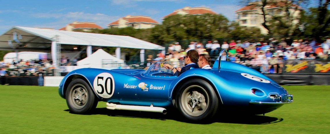 1958 Scarab Mk II Sports Racer