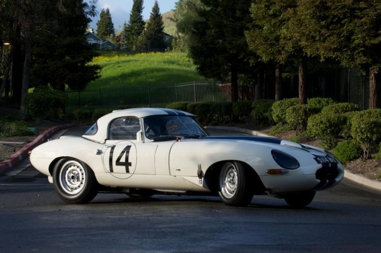Ex-Briggs Cunningham 1963 Jaguar E-Type Lightweight