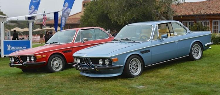 BMW CSi at 2014 Legends of the Autobahn