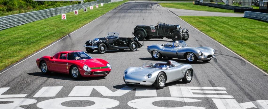 Ralph Lauren Car Collection