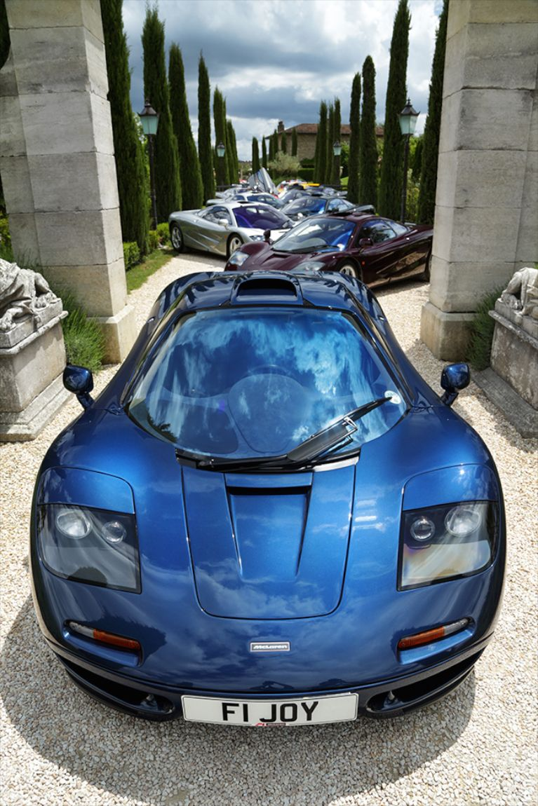 mclaren f1 owners club tour 2014 photo gallery. Black Bedroom Furniture Sets. Home Design Ideas