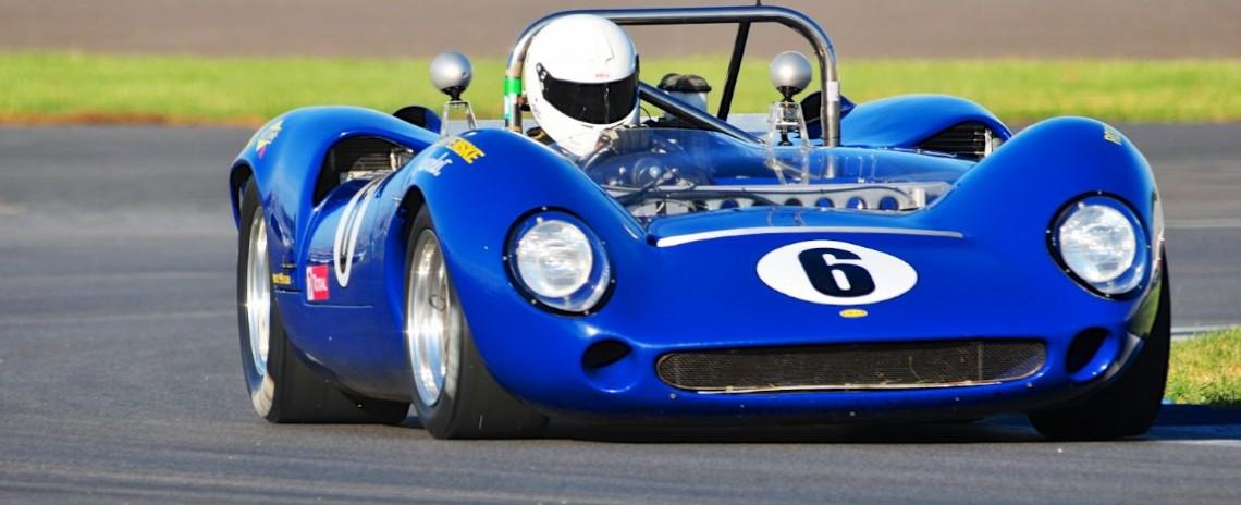1966 Lola T70 Mk11.
