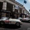 Trifecta - 1955 Mercedes-Benz 300 SLR presentation