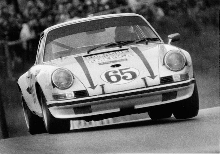 During the 1972 1000km Nurburgring