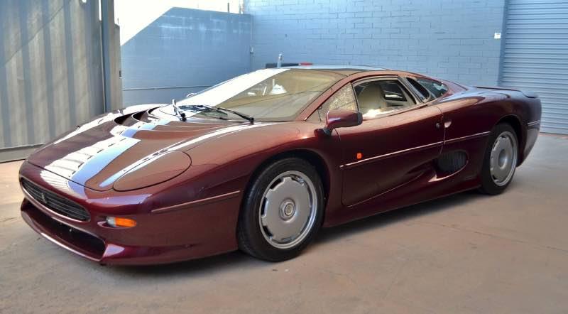 Jaguar Xj220 For Sale >> Top 20 Auction Cars of Monterey Week 2016
