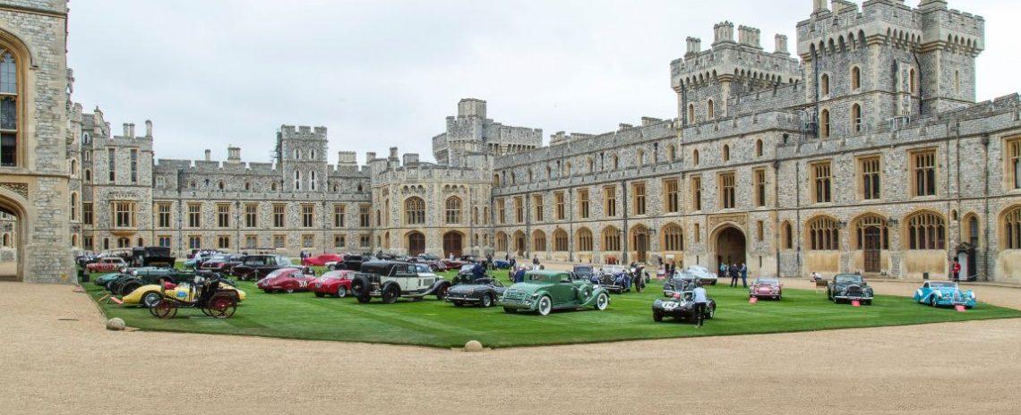 2016 Windsor Castle Concours of Elegance