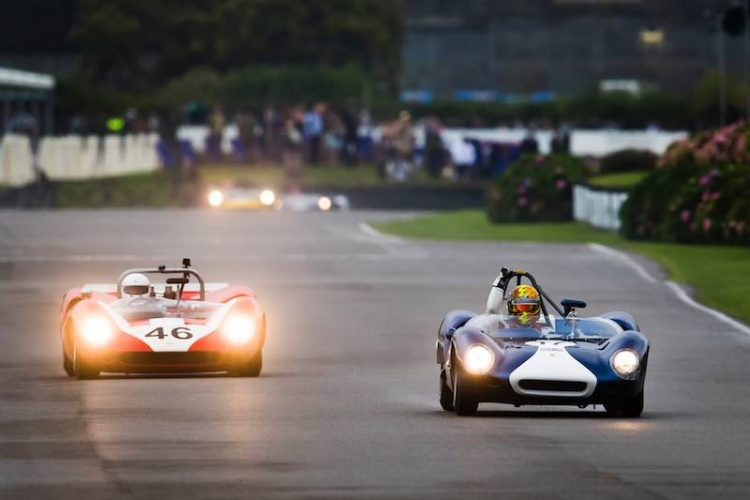 Goodwood Revival 2016 Whitsun Trophy (Photo: Drew Gibson)