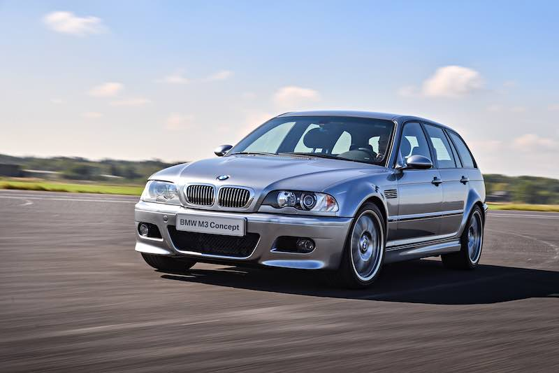 Bmw M3 Touring Concept Car 2000 Sports Car Digest The Sports