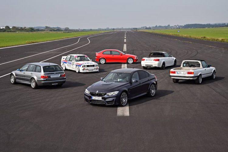 BMW M3 family