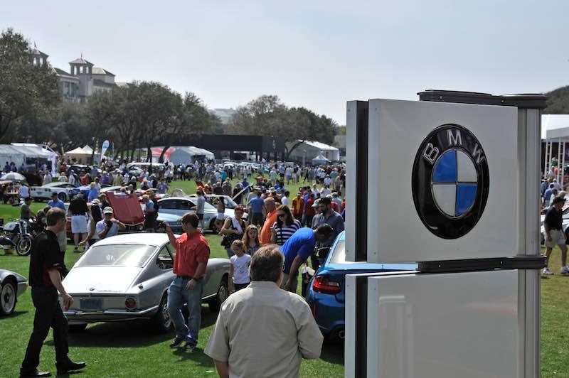 BMW at 2016 Amelia Island Concours