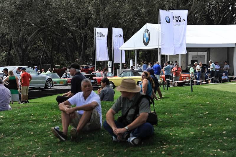 2016 Amelia Island Cars and Coffee