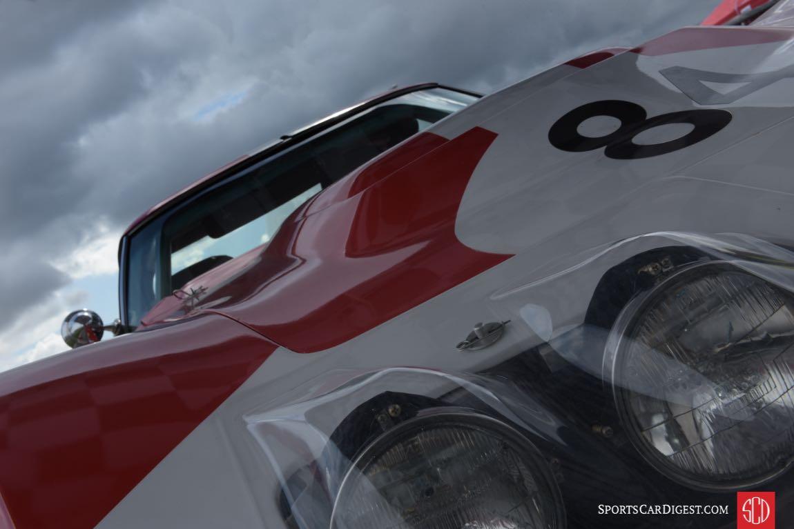 1969 Chevrolet Corvette- Jim Sandberg.
