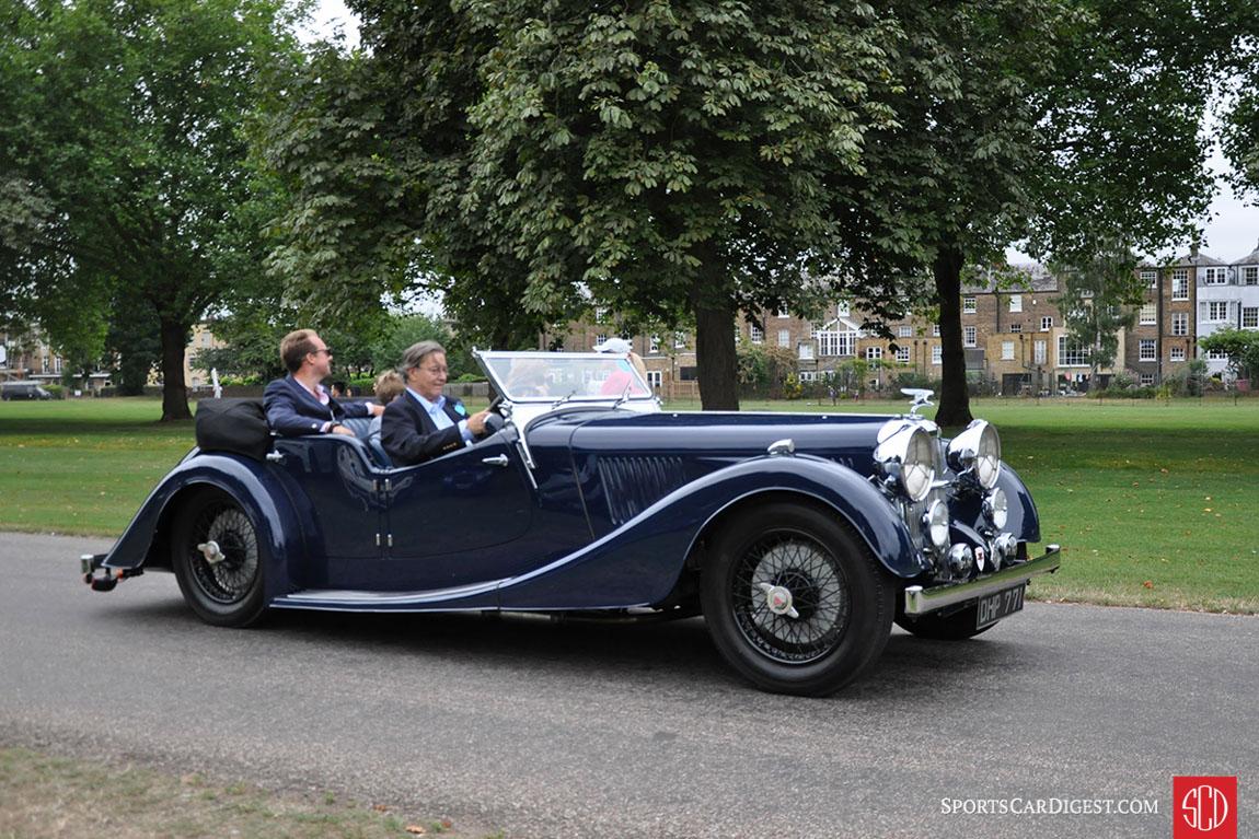 Alvis Speed 25 (1937)