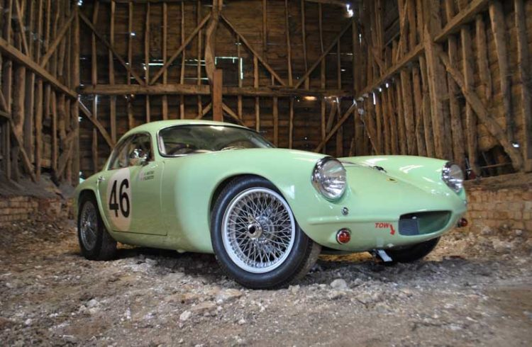 1958 Lotus Elite Series I.