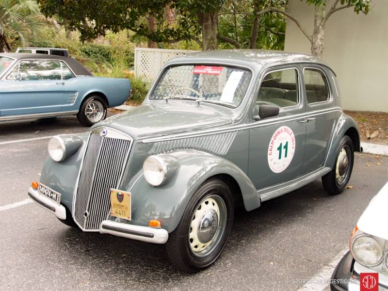 1950 Lancia Ardea 4-Dr. Sedan