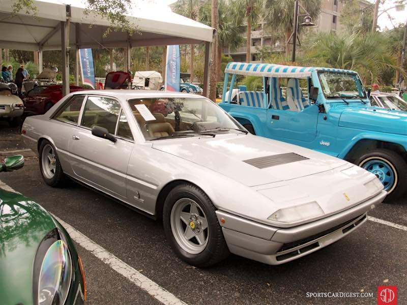 1984 Ferrari 400iA 2-Dr. Sedan
