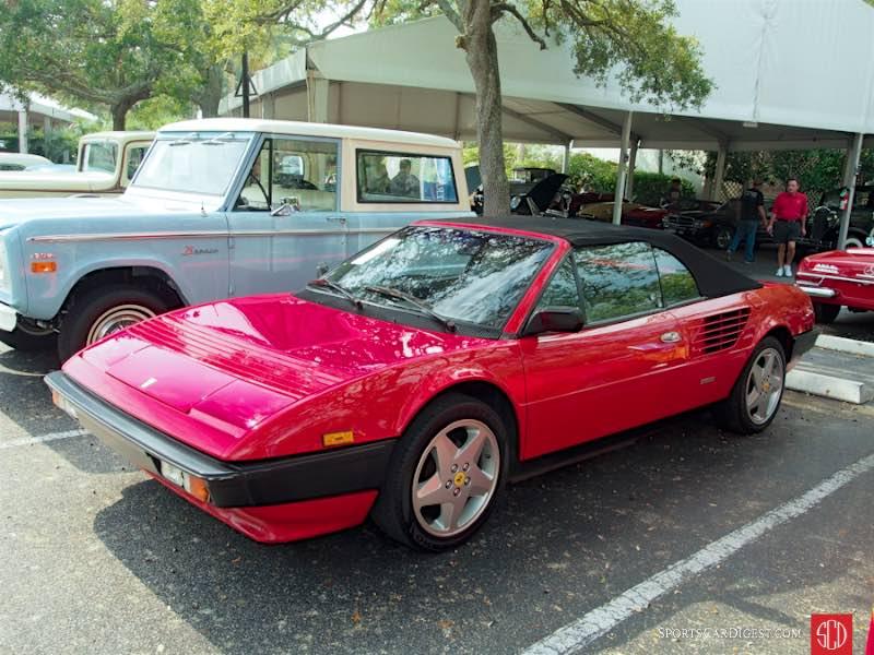 1984 Ferrari Mondial QV Cabriolet