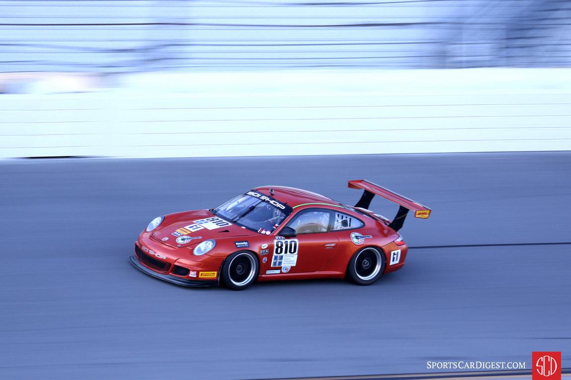 Juan Lopez-Santini, 08 Porsche 997 Cup