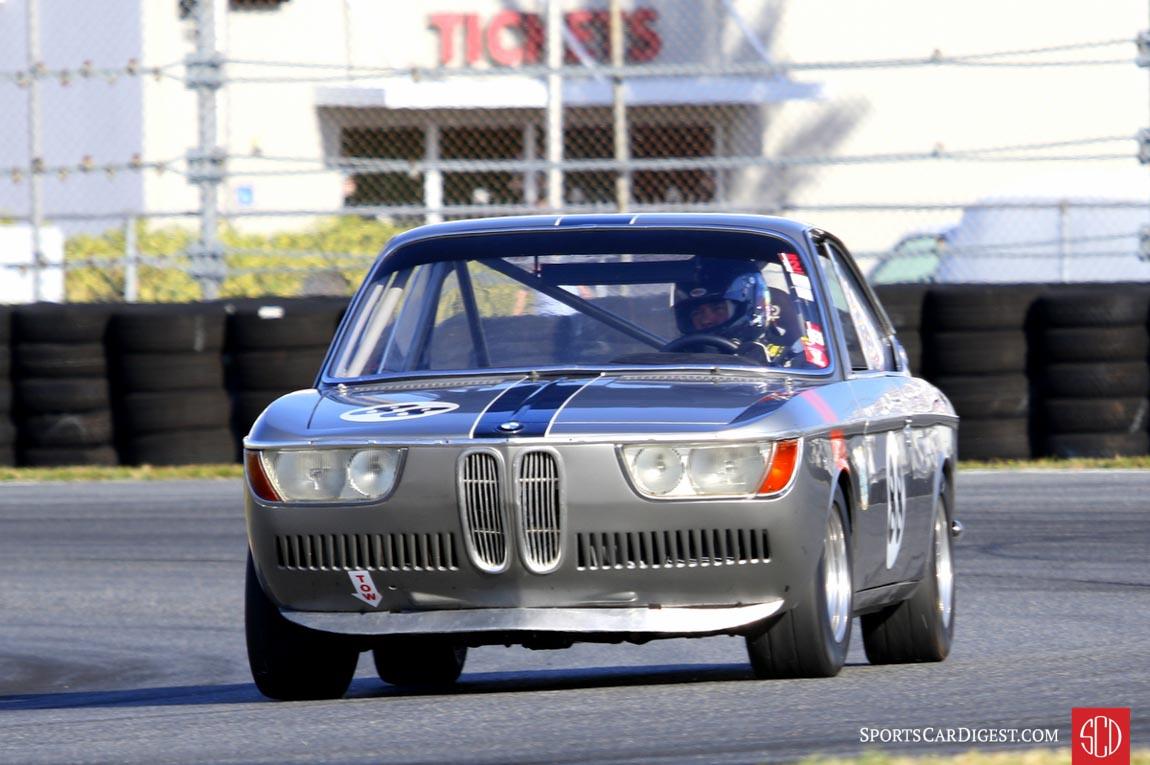 Damon DeSantis/Bob Bechtol, 66 BMW 2000CS
