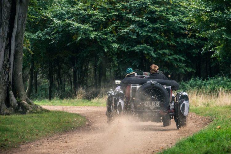 Benjafield's Racing Club Yorkshire Rally (photo: Jayson Fong)
