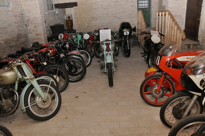 Motorcycle Collection of Mario Righini