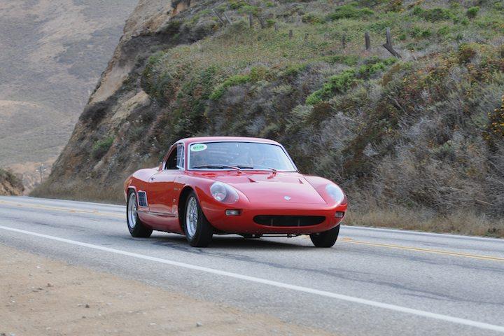 1963 A.T.S. 2500 G.T.S. 3-Litre Alemano Coupe
