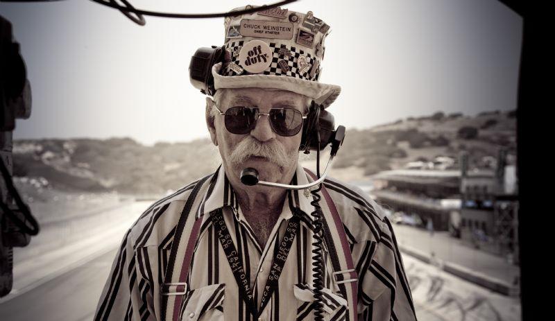 Chuck Weinstein, Chief Starter