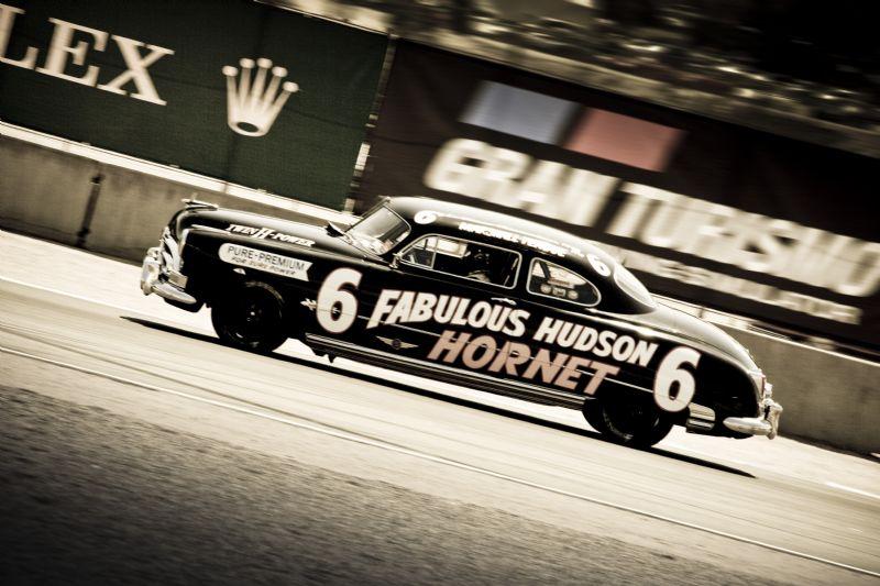 Fabulous Hudson Hornet - Najeeb Khan