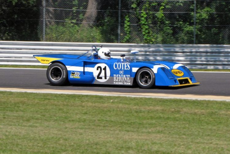 1973 Chevron B23 - Nick Incantalupo